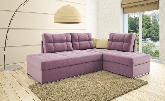 Угловой диван Руби