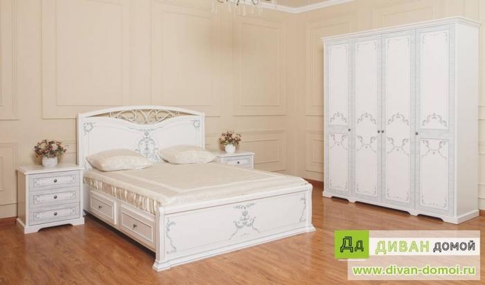 Спальный гарнитур София L63