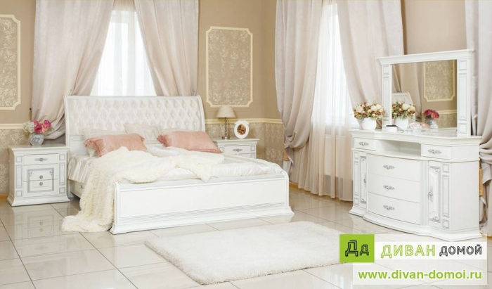 Спальный гарнитур Мелисса L58