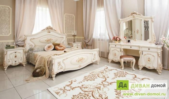 Спальный гарнитур Мона Лиза L55
