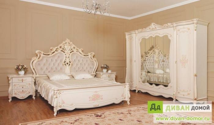 Спальный гарнитур Амалия L62