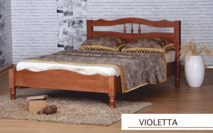 Спальный гарнитур Виолетта 1, 2