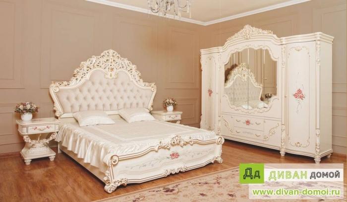 Спальный гарнитур Рояль L60